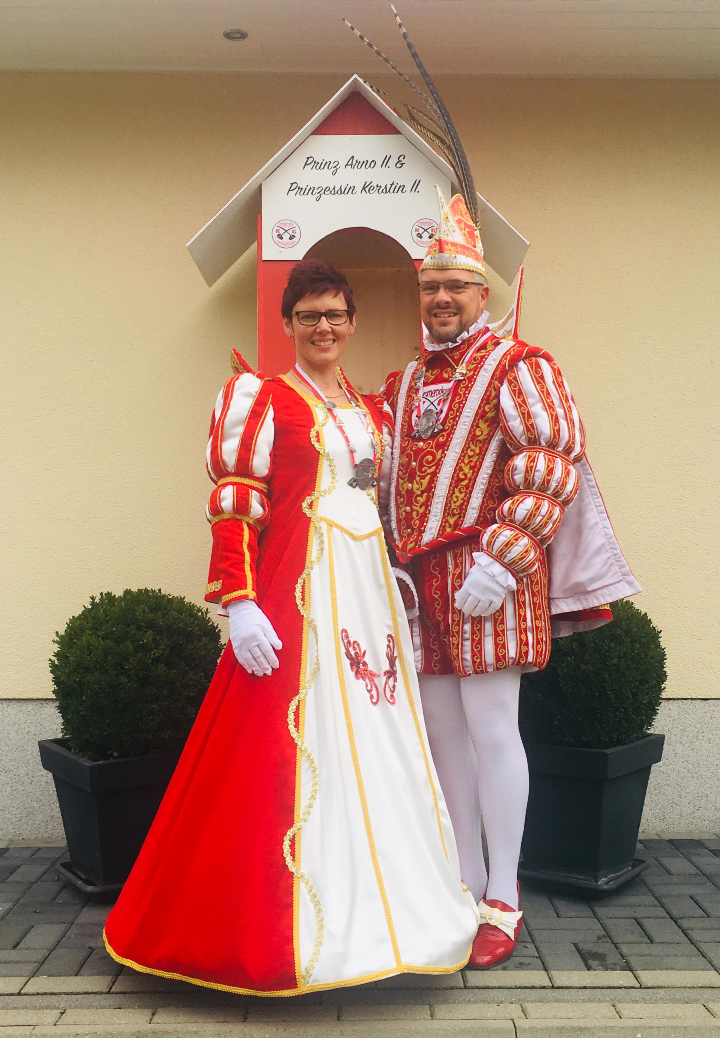 Prinzenpaar 2018/2019