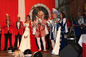 Sessionseröffnung KG Lövenicher Hoppesäck am 11.11.2018